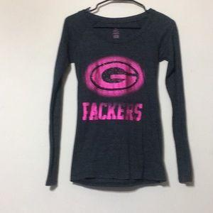 NFL Packers long sleeve shirt